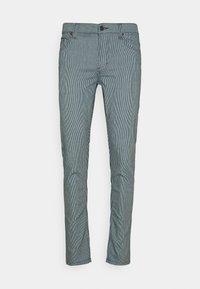 Denim Project - STRIPE - Slim fit jeans - blue - 0