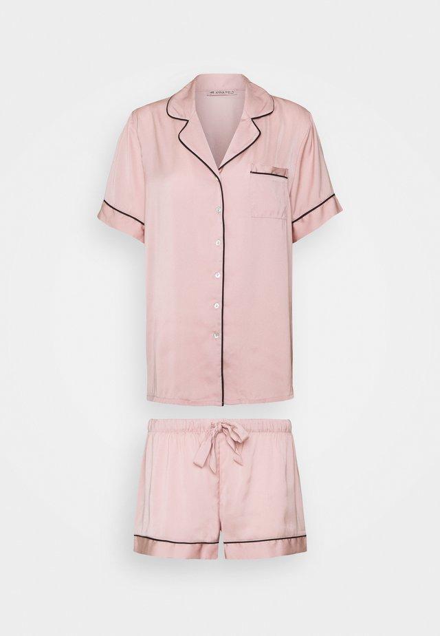 SET - Piżama - pink