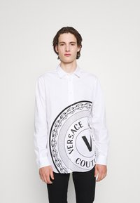 Versace Jeans Couture - Shirt - bianco ottico - 0