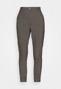 Hope - NEWS EDIT TROUSERS - Trousers - khaki brown - 4