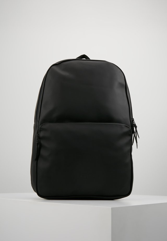 FIELD BAG - Ryggsäck - black