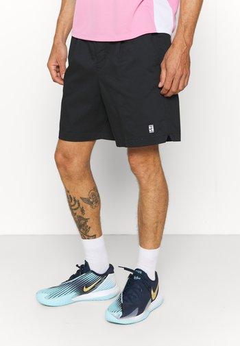 SHORT HERITAGE - Pantaloncini sportivi - black