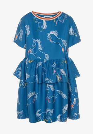 CAMMY - Korte jurk - blue