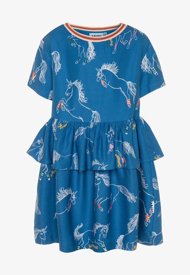 CAMMY - Day dress - blue