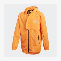 adidas Performance - Training jacket - app signal orange/black/silver met. - 0