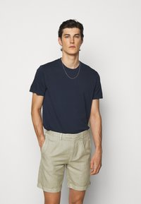 Boglioli - T-shirt basic - dark blue - 0