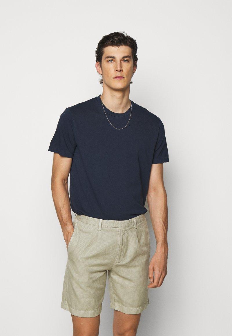 Boglioli - T-shirt basic - dark blue