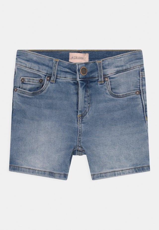 KONBLUSH - Shorts di jeans - light blue denim