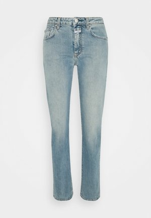 RENTON - Flared Jeans - mid blue