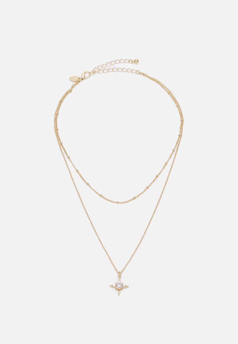LIARS & LOVERS - STAR CHARM - Necklace - gold-coloured