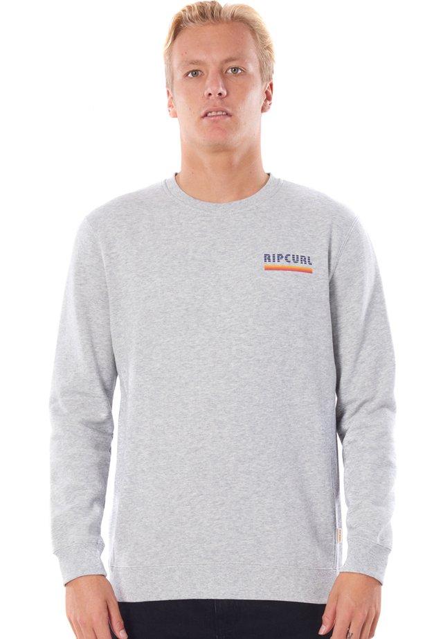 SURF REVIVAL - Sweatshirt - athletic heathe