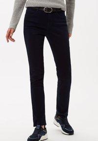 BRAX - STYLE MARY - Jeans slim fit - clean dark blue - 0