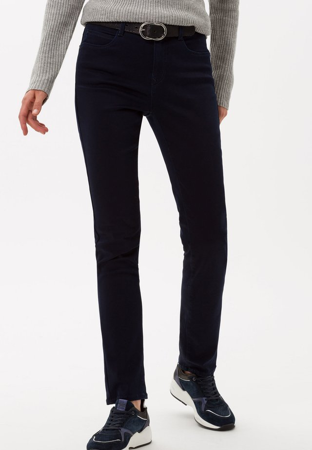STYLE MARY - Jeans slim fit - clean dark blue