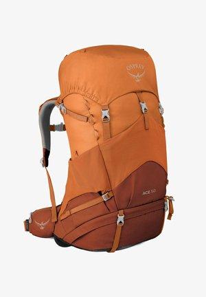 ACE - Hiking rucksack - orange sunset