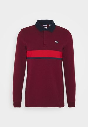 SAMSTAG RUGBY - Sweatshirt - dark red