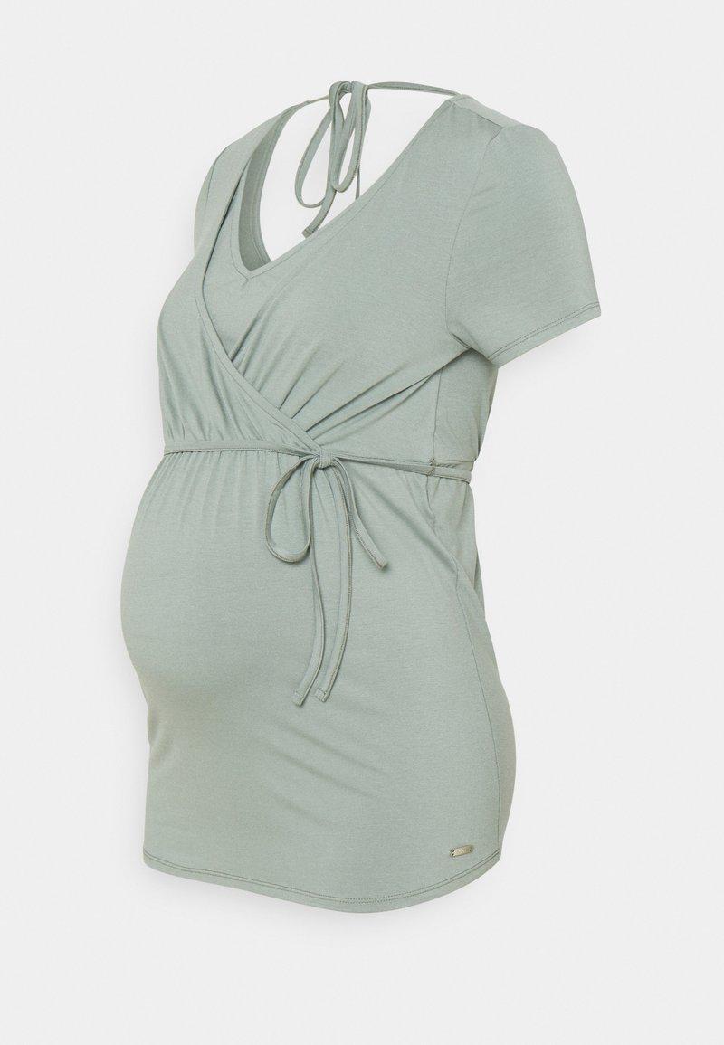 Esprit Maternity - NURSING - Triko spotiskem - grey moss