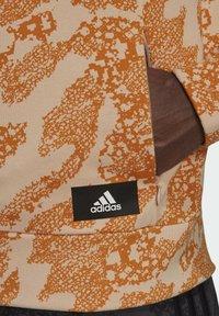 adidas Performance - FUTURE ICONS  - Training jacket - orange/white - 4
