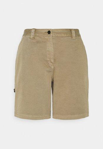 ARTESIA - Sports shorts - beige
