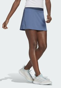 adidas Performance - Sports skirt - blue - 2
