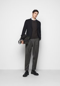 Paul Smith - GENTS FORMAL TROUSER - Oblekové kalhoty - brown - 1