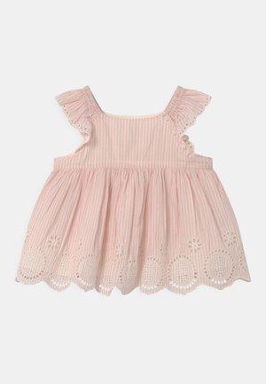 OUTFIT SET - Korte jurk - pure pink