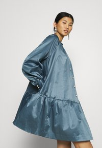 Samsøe Samsøe - STAR DRESS  - Day dress - blue mirage - 4