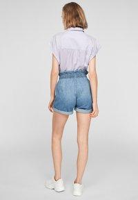 Q/S designed by - REGULAR FIT - Jeansshort - medium blue - 2