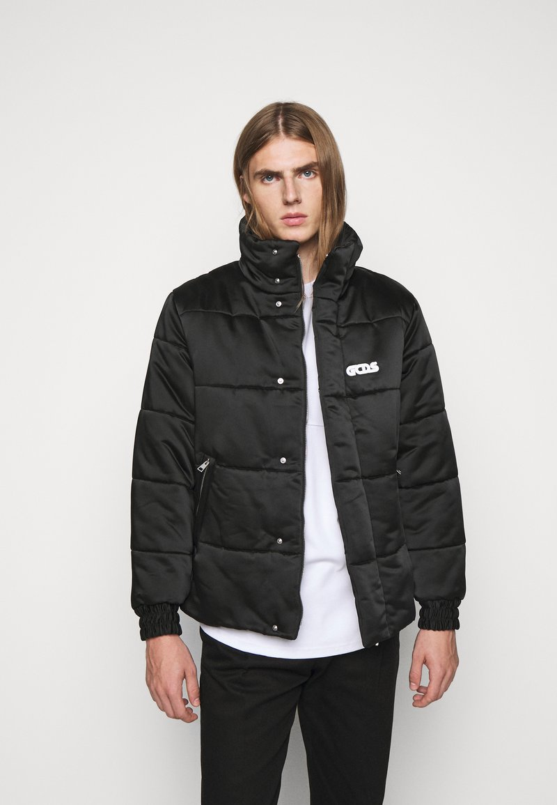 GCDS - Bomber Jacket - black