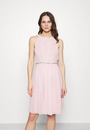 Sukienka koktajlowa - cherry blossom