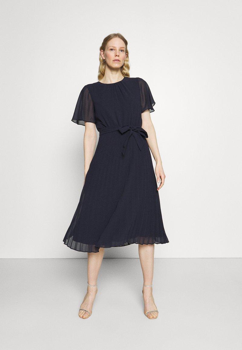 Esprit Collection - DRESS - Vestito elegante - navy