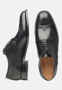 SHOEPASSION - NO. 550 - Smart lace-ups - black - 1