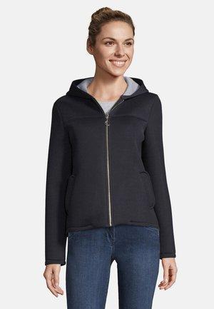 MIT KAPUZE - Zip-up sweatshirt - night sky