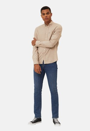 PETER  - Shirt - beige melange