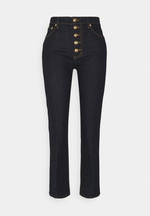 Straight leg jeans - resin rinse