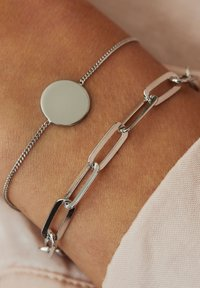 Selected Jewels - Armband - silver-coloured - 0