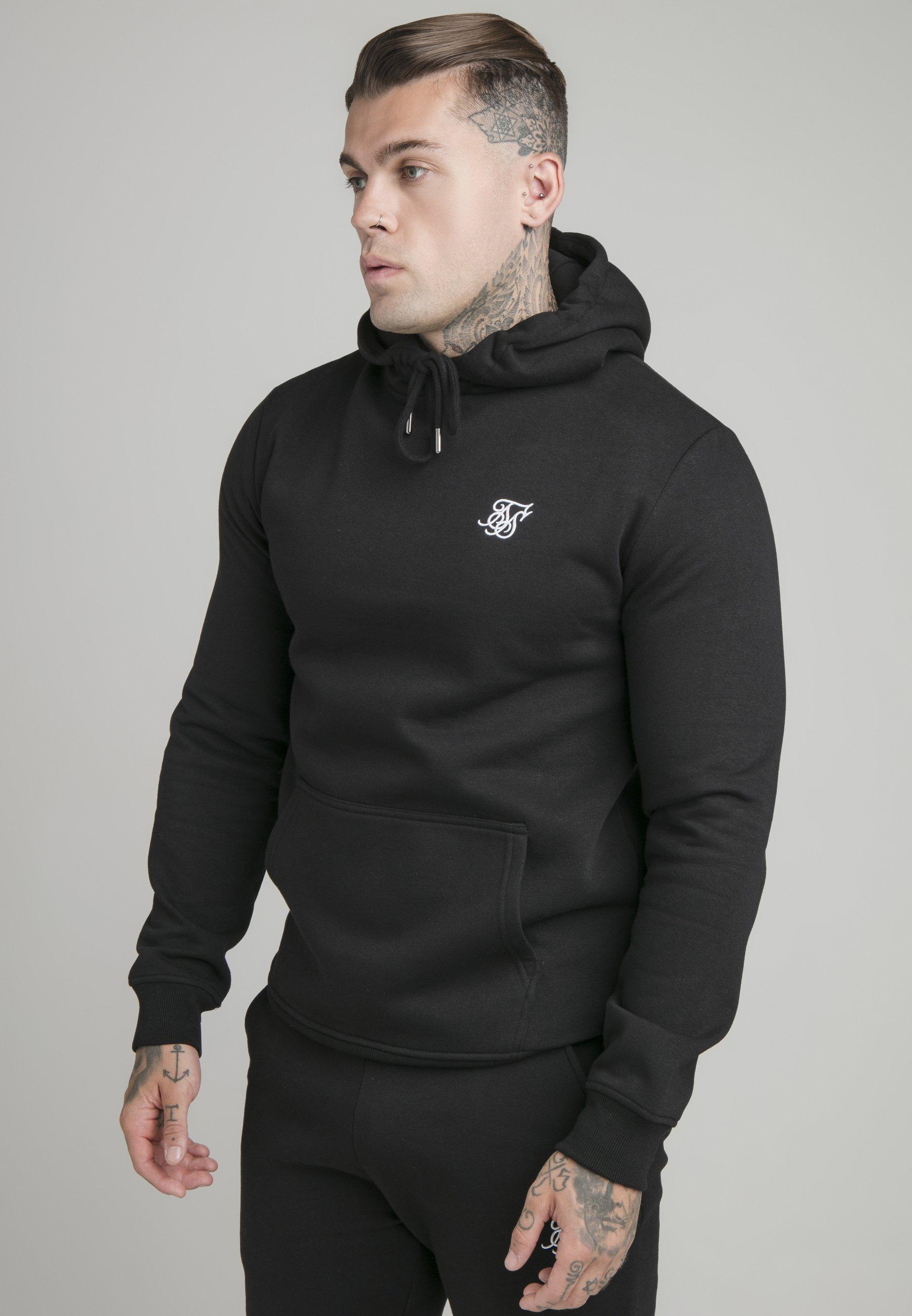 Herren MUSCLE FIT OVERHEAD HOODY - Sweatshirt