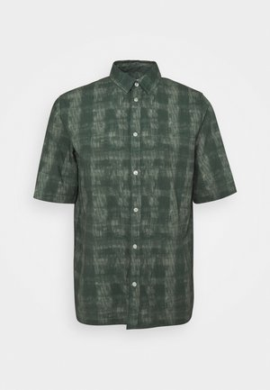 TARO  - Camisa - seagrass shibori