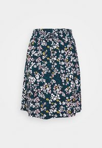 s.Oliver - A-line skirt - marine - 0