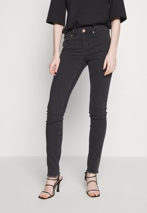 JOLIE THINKTWICE - Jeans Skinny Fit - grey denim