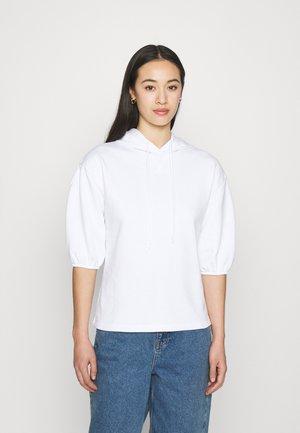 HOODIE - Sweater - white