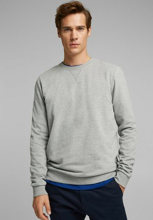 Sweater - medium grey