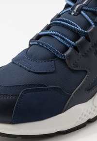 Timberland - RIPCORD LOW SNEAKER - Trainers - navy - 5