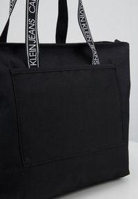 Calvin Klein Jeans - SHOPPER - Tote bag - black - 5