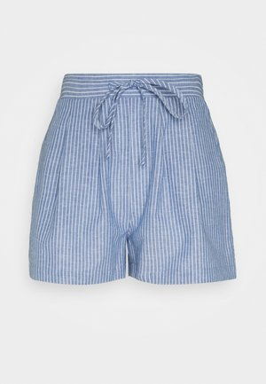 VIDUFFY - Shorts - colony blue/white