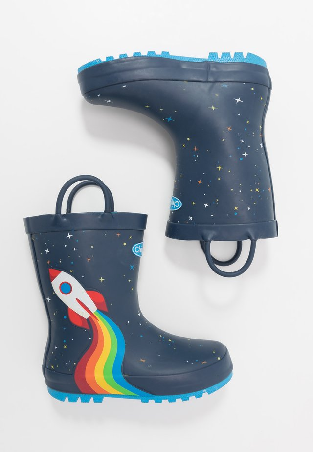 ORBIT - Stivali di gomma - navy