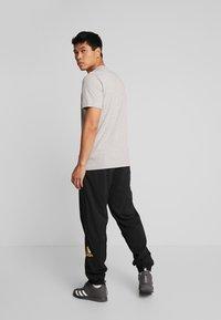 adidas Performance - SID - Teplákové kalhoty - black - 2