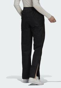 adidas Originals - WIDE-LEG JOGGERS - Joggebukse - black - 2