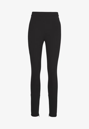 PANTS - Leggings - Trousers - black