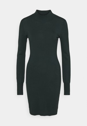 EVA ASTRID DRESS - Jumper dress - darkest spruce