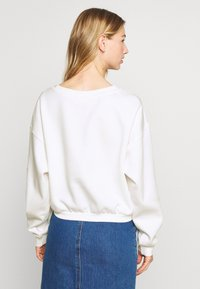 Roxy - SUNSET CREW - Sweater - snow white - 2